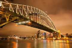 Sydney Harbour Bridge Images stock