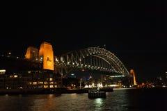 Sydney Harbour Bridge Foto de Stock