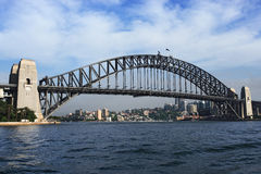 Sydney Harbour Bridge, Australia Royalty Free Stock Photo