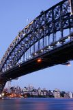 Sydney Harbour Bridge, Australia Stock Photography