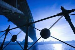 Sydney Harbour Bridge, Australia. royalty free stock photo