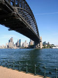 Sydney Harbour Bridge, Australia Royalty Free Stock Images