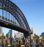 Sydney Harbour Bridge, Australia Stock Image