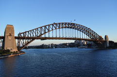 Sydney Harbour Bridge Australia Stock Images