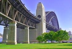 Sydney Harbour Bridge, Australia Stock Images