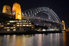 Sydney Harbour Bridge, Australia Stock Image