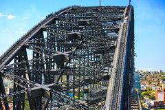 Sydney Harbour Bridge, Australien Stockfoto