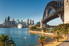 Sydney harbour royalty free stock image