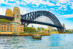 Sydney Harbour Bridge. Sydney,NSW,Australia Stock Photography