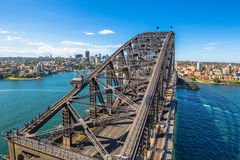 Sydney Harbour Bridge Stock Image