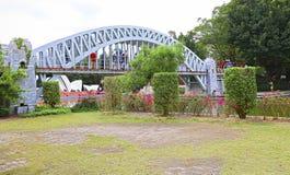 Sydney harbour bridge replica at shenzhen window of the world Stock Photos
