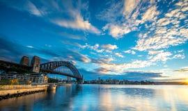 Sydney Harbour bridge. Stock Photography