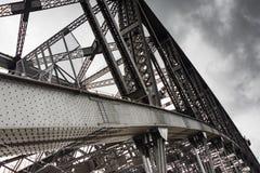 Sydney Harbour Bridge in Sydney, Australia Stock Photo