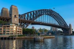 Sydney Harbour Bridge Sydney Australia Photo stock