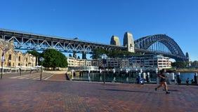 Sydney Harbour Bridge, Sydney Australia Royalty Free Stock Photography