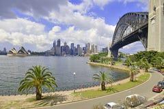 Sydney Harbour Bridge, Sydney Australia Royalty Free Stock Images