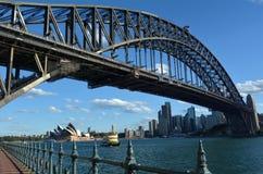 Sydney Harbour Bridge Sydney Australia Stock Images