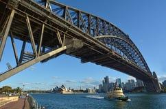 Sydney Harbour Bridge Sydney Australia Stock Photos