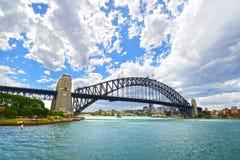 Sydney harbour bridge. Royalty Free Stock Photos