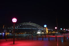 Sydney Harbour Bridge Royalty Free Stock Images