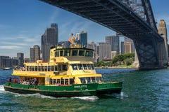 Sydney Harbour Ferry Stock Photos