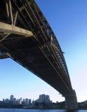 Sydney harbour mostu Fotografia Royalty Free