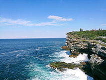Sydney Harbour National Park @ Watsons Bay. Sydney Harbour National Park at Watsons Bay Royalty Free Stock Image