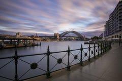 Sydney Harbour Quiet Imagen de archivo libre de regalías