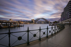 Sydney Harbour Quiet Royalty Free Stock Image
