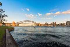 Sydney Harbour Sydney Australia. Sydney Harbour Sydney Australia .Oct 03,2016 Sydney Harbour is beautiful meandering waterway,famous around the word Royalty Free Stock Photos