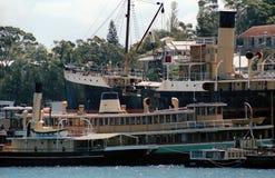 Sydney Heritage Fleet Lizenzfreie Stockfotografie