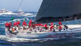 Sydney Hobart jachtu rasa 2016 obraz royalty free