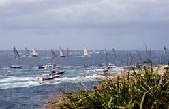 Sydney Hobart Yacht Race 2012 Imagem de Stock Royalty Free