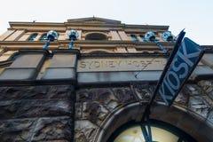 Sydney Hospital Immagine Stock Libera da Diritti