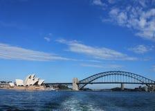 Sydney Icons Stock Foto