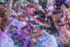 Sydney koloru bieg Obraz Royalty Free