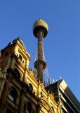 Sydney-Kontrollturm Lizenzfreies Stockfoto
