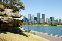 Sydney - l'Australia Fotografia Stock