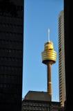 Sydney - la torre del cielo fotografía de archivo libre de regalías