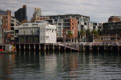 Sydney, las rocas, embarcadero 8 Imagen de archivo
