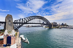 Sydney Luna Ferry City Up Royalty Free Stock Photography
