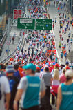 Sydney marathon Stock Photos