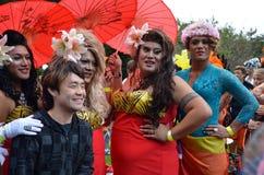Sydney Mardi Gras Photographie stock libre de droits