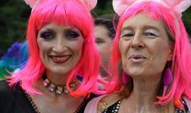 Sydney Mardi Gras Photos libres de droits