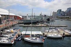 Sydney maritimt museum Arkivbild