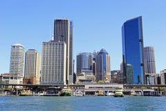 Sydney miasta krajobraz Obraz Stock
