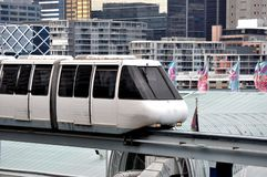 Sydney Monorail Stock Images