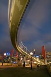 Sydney monorail royalty free stock photos