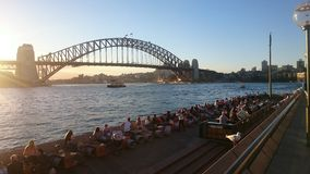 Sydney most Zdjęcia Royalty Free