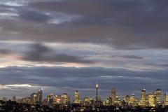 Sydney - Nachtskyline